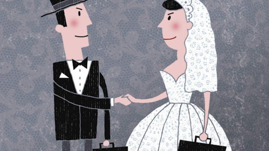 Het huwelijk en de ondernemer gvon notaris hoofddorp